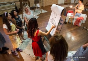 Tramshed - Beautiful Bodies Life Drawing - Art.Craft Adults3 (2)